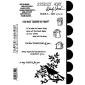 Wendy Vecchi Cling Mount Stamps - Simply Art SCS139