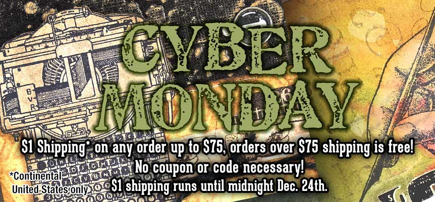 Cyber Monday at Stampers Anonymous