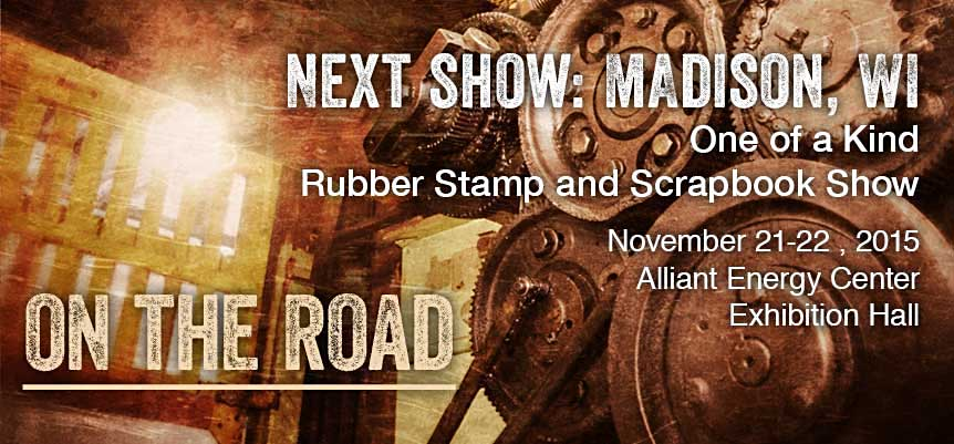 See Stampers Anonymous at SSAT in Hamburg NY