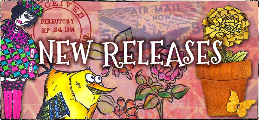 Stampers Anonymous - New Releases
