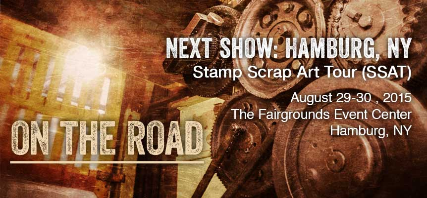 See Stampers Anonymous at The Original Rubber Stamp Convention.