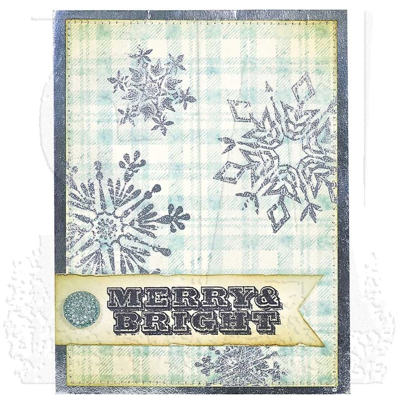 Tim Holtz Cling Mount Stamps Plaid Amp Nordic Cms243