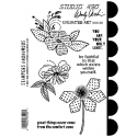 Wendy Vecchi Cling Mount Stamps - Unlimited Art SCS138