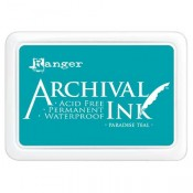 Archival Ink Pad - Paradise Teal AIP52500