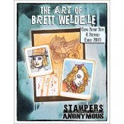 Brett Weldele - Early 2015 Catalog