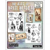 Brett Weldele - Late 2015 Catalog