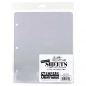 Tim Holtz Stamp Storage Sheets THSTOR