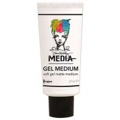 Dina Wakley Media Gel Medium, 2 oz. Tube - MDM41733
