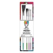 Dina Wakley Media Brushes - MDA41627