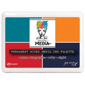Dina Wakley Mixed Media Palette AMP47711