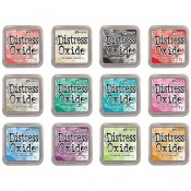 Tim Holtz Distress Oxide Ink Pads: Set 2