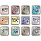 Tim Holtz Distress Oxide Ink Pads: Set 3