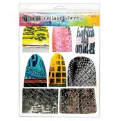 Dylusions Collage Sheets Set #2 DYA70351