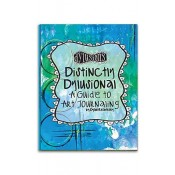 Distinctly Dylusional: A Guide to Art Journaling - DYA45113