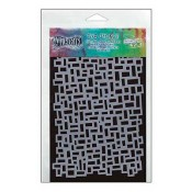 Dylusions Small Stencil: Blocks - DYS40651