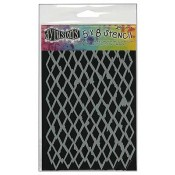 Dylusions Small Stencil: Diamond - DYS44345