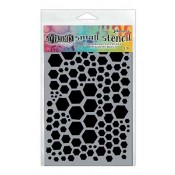 Dylusions Small Stencil: Honeycomb - DYS47094