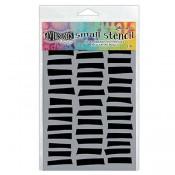 shutters Stencil, DYS63674, dylusions stencil, small stencil, shutter, shutters