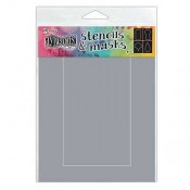 Dylusions Stencil Silhouettes: Basic Shapes, Large - DYS63773