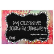 "Dylusions ""My Creative Journal Journey"" Book - DYA34124"