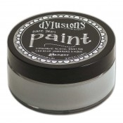 Dylusions Paint: Slate Grey DYP52753