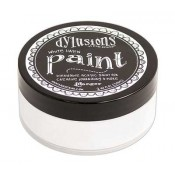 Dylusions Paint: White Linen DYP46059