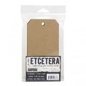 Tim Holtz Etcetera #8 Tag Thickboards THETC-005