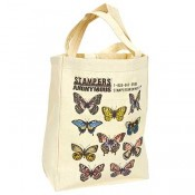 Stampers Anonymous Tote Bag - Flutter THTOTEFL