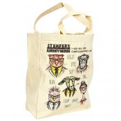 Stampers Anonymous Tote Bag - Hipsters THTOTEHP