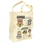 Stampers Anonymous Tote Bag: Hipster TOTEHP