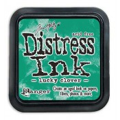 Tim Holtz Distress Ink Pad, Lucky Clover - TIM43249