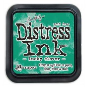 Tim Holtz Distress Ink Pad: Lucky Clover - TIM43249