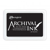 Archival Ink #0 Ink Pad: Jet Black AIP31468
