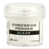 Ranger Embossing Powder, Clear - EPJ37330
