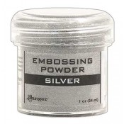 Ranger Embossing Powder, Silver - EPJ37361