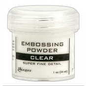Ranger Embossing Powder, Super Fine Clear - EPJ37385