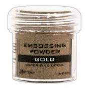 Ranger Embossing Powder, Super Fine Gold - EPJ37408