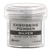 Ranger Embossing Powder, Super Fine Silver - EPJ374415
