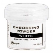 Ranger Embossing Powder, Super Fine White - EPJ36678