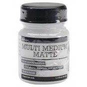Ranger Matte Medium 1 oz. jar - INK41528