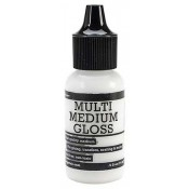 Ranger Gloss Medium 0.5 oz. Bottle - INK41542