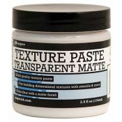 Ranger Texture Paste - Transparent Matte INK44727