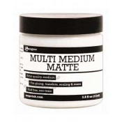 Ranger Multi Medium, Matte 3.8 oz. Jar - INK41535