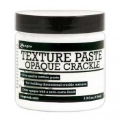 Ranger Texture Paste: Opaque Crackle - INK57505