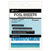 Ranger Shiny Transfer Foil Sheets - Frozen ISF48008