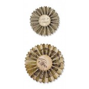 Sizzix Decorative Strip Die - Mini Paper Rosettes 657177