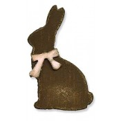 Sizzix Movers & Shapers Magnetic Die - Mini Bunny & Bow Set 657486