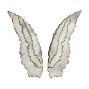 Sizzix Bigz Die - Layered Angel Wings 658259