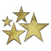 Sizzix Bigz Die: Stacked Stars 658771