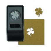 Sizzix Paper Punch: Medium Clover 660164